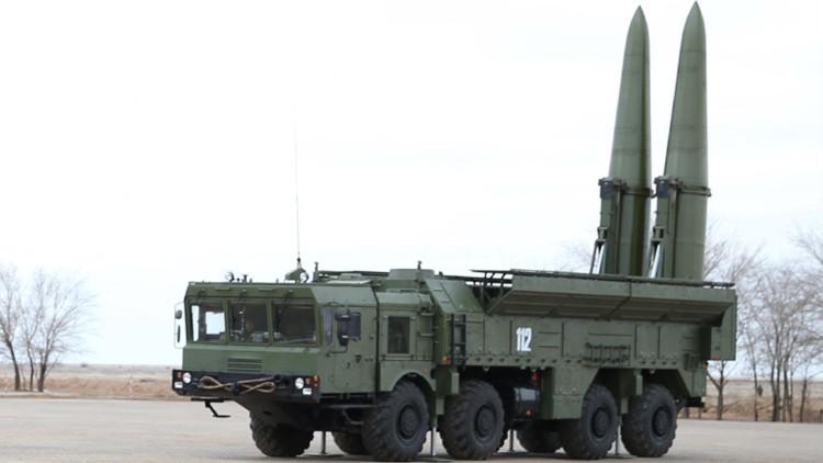 Rusia prueba su novedoso sistema de misiles Iskander-M