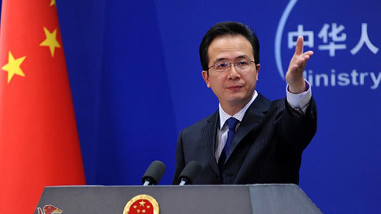 """China: """"El incidente del SU-24 es una pérdida para la lucha internacional contra el terrorismo"""""""