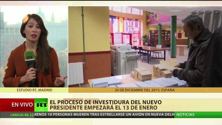 España: PP ha de pactar para gobernar, pero carece de apoyo del PSOE Y Podemos
