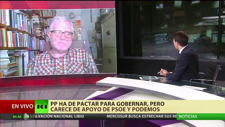 Experto: El surgimiento de emergentes provoca decadencia del bipartidismo en España