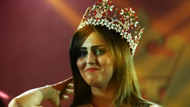 El Estado Islámico quiere convertir a Miss Irak en esclava sexual