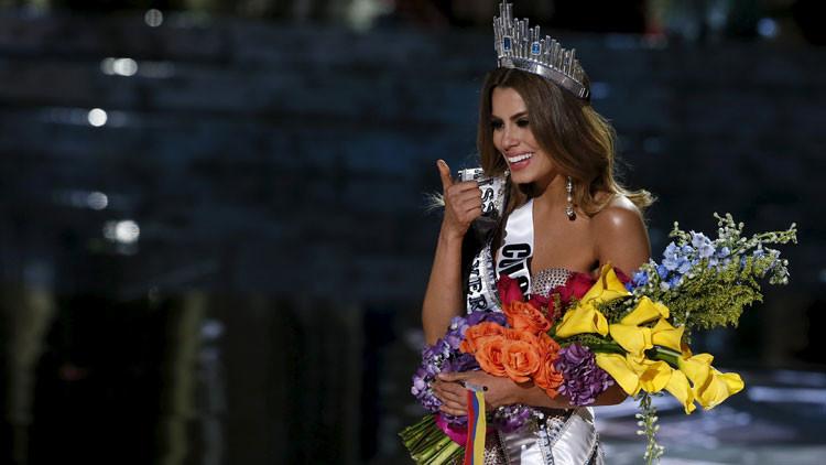 Ariadna Gutiérrez da sus primeras declaraciones sobre el incidente en Miss Universo