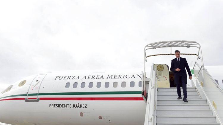 Todo lo que se debe saber del polémico avión presidencial de Enrique Peña Nieto (Fotos)