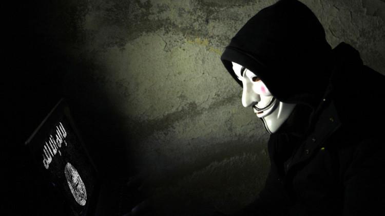 Así es como Anonymous lucha contra la yihad digital del Estado Islámico
