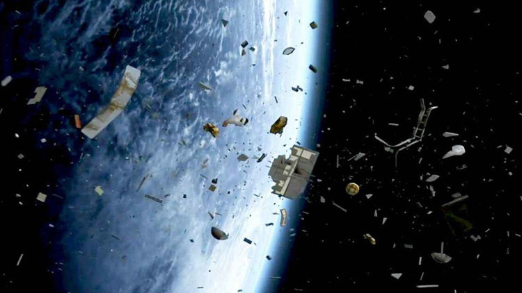 Una guerra mundial empezaría con la destrucción de satélites