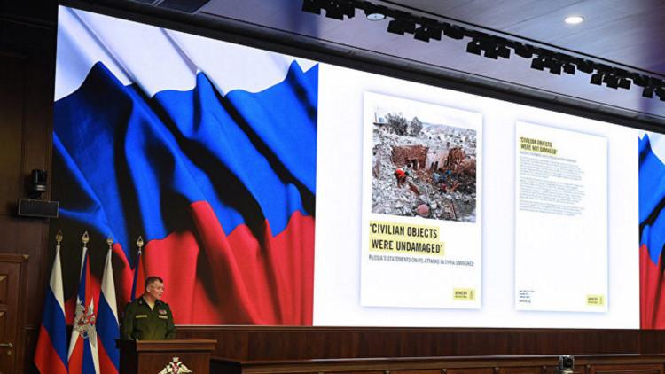 Rusia responde a las acusaciones de Amnistía Internacional: 10 declaraciones que lo explican todo