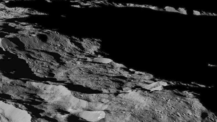 La NASA presenta la vista más cercana del misterioso planeta enano Ceres (Fotos)