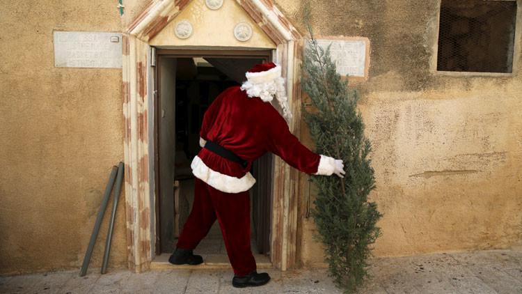 ¿Papá Noel?, no gracias: Descubra en qué países está prohibida la Navidad