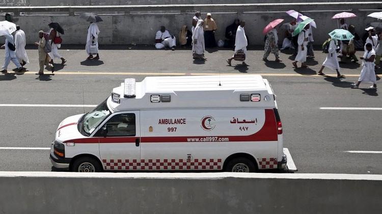 Arabia Saudita: Incendio en un hospital deja al menos 25 muertos y decenas de heridos (Video)