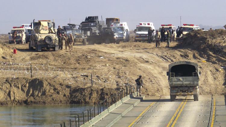¿Cuánto tiempo se necesita para levantar un puente en plena guerra? (Video)