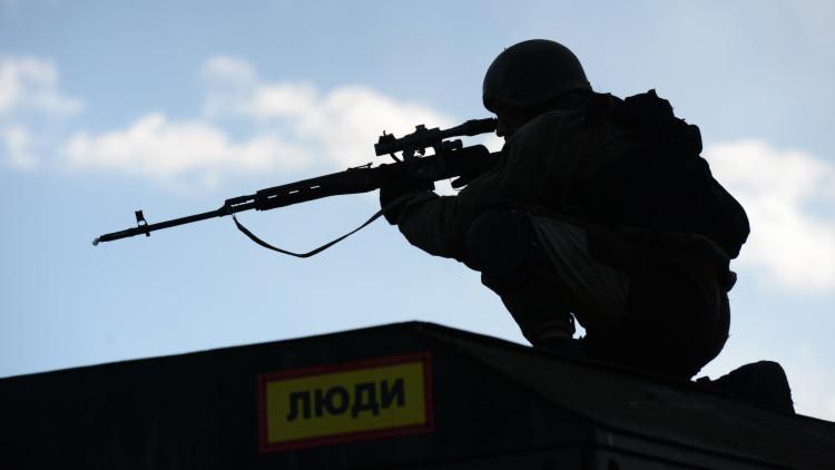 Tres terroristas, uno de ellos formado en Siria, son abatidos en Rusia