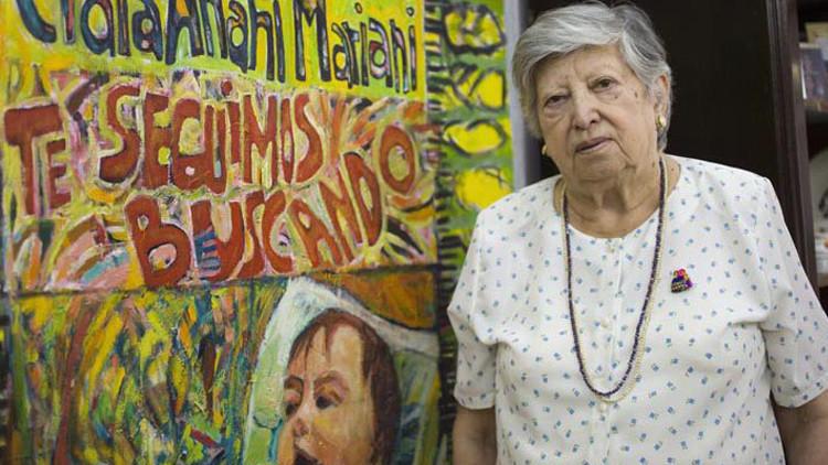La buena noticia de Navidad: aparece en Argentina Clara Anahí Mariani, la nieta 120