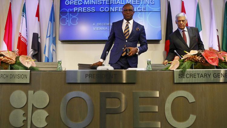 'La culpa es mía': La OPEP reconoce las fallas en su estrategia