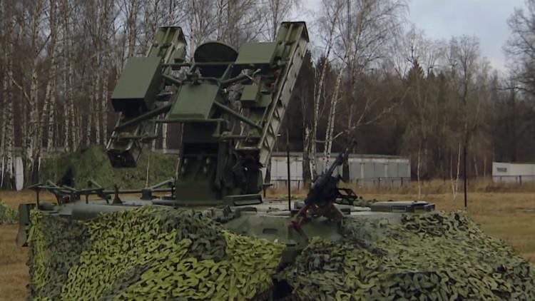 VIDEO: Rusia prueba el último sistema inteligente de defensa de misiles