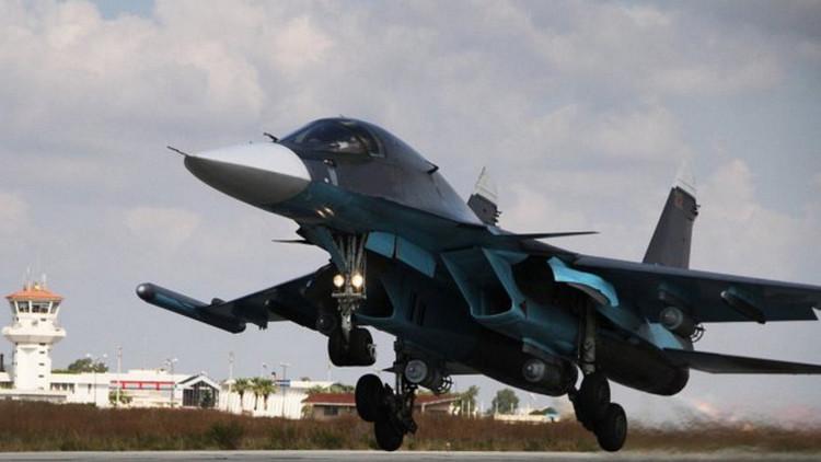 Rusia explica cómo identifica sus objetivos para atacar a los terroristas en Siria