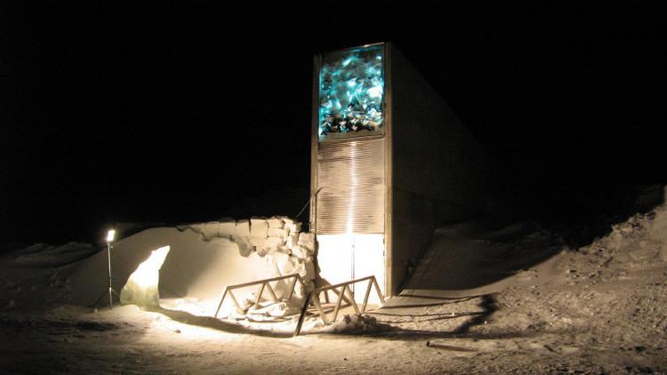 ¿Qué esconden los científicos en la 'bóveda del fin del mundo'? (video)