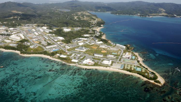 Autoridades de Okinawa denuncian a Tokio para impedir la reubicación de una base de EE.UU.
