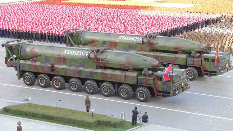 Seúl: Corea del Norte podría producir ocho cabezas nucleares
