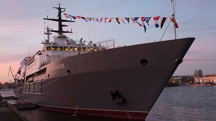 Salvamento 100% garantizado: buque de rescate sin par se incorpora a la Armada rusa (Video)