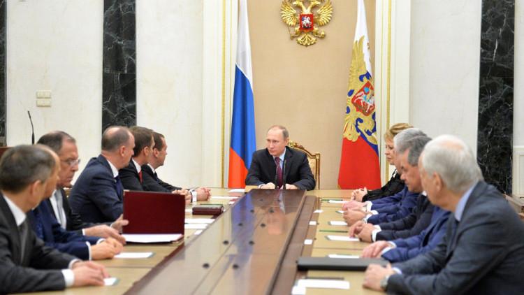 Putin ordena la creación de centros de mando antiterroristas en varias ciudades de Rusia
