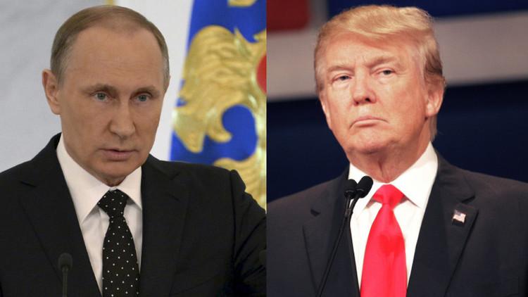 Líderes fuertes: explican por qué Putin y Trump son populares en sus países