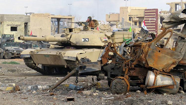 Punto clave en la lucha contra el EI: Ejército iraquí recupera distrito principal de Ramadi (Video)