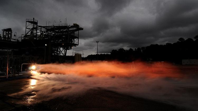 Tecnología 3D para ir al espacio: la NASA prueba un motor de cohete impreso (VIDEO)