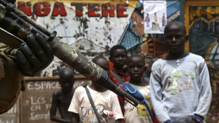 Las crisis humanitarias olvidadas por la prensa en 2015