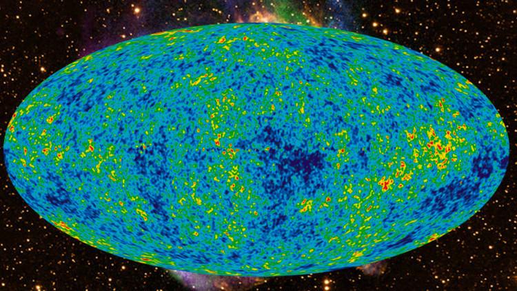 El mapa del pasado superlejano: encuentre donde existían civilizaciones antes del Big Bang