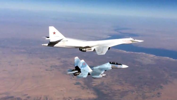 """Comandante en jefe de la Fuerza Aérea rusa: """"Nunca hemos bombardeado a civiles en Siria"""""""