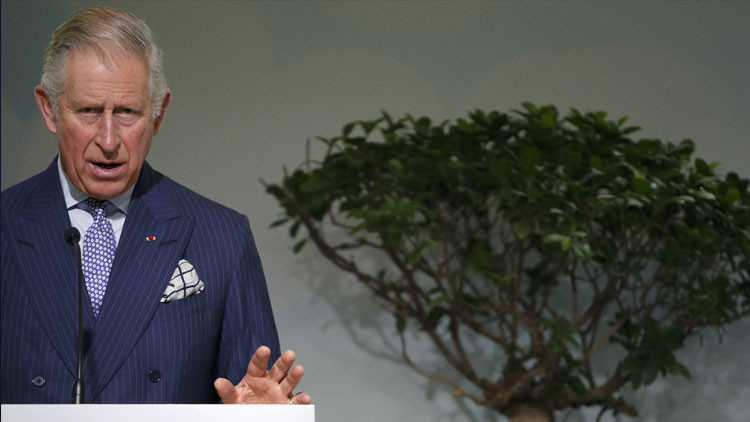 El príncipe de Gales podría explotar una bomba atómica y salir impune