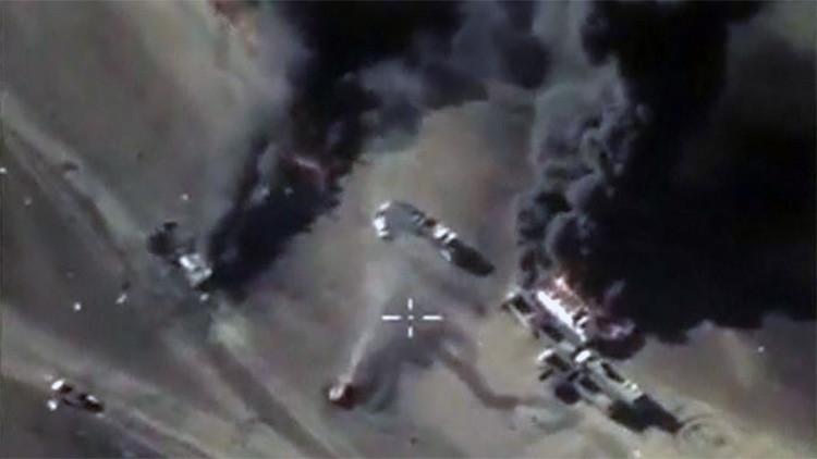 EE.UU. confirma que Rusia ha alcanzado sus objetivos en Siria