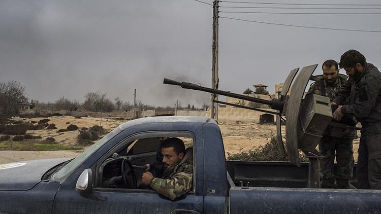 Últimos partes militares desde Siria: nuevas conquistas del Ejército en Alepo
