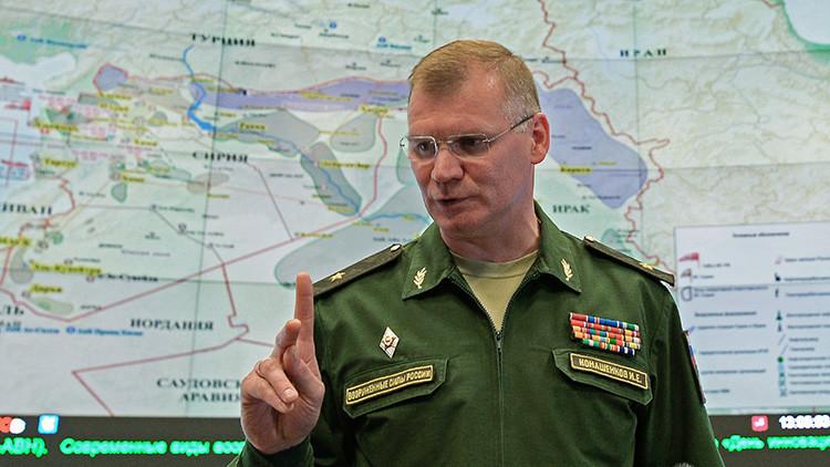 """""""El Pentágono no busca luchar contra el Estado Islámico en Siria"""""""