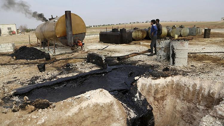 Cómo el Estado Islámico controla el tráfico de esclavas y el petróleo