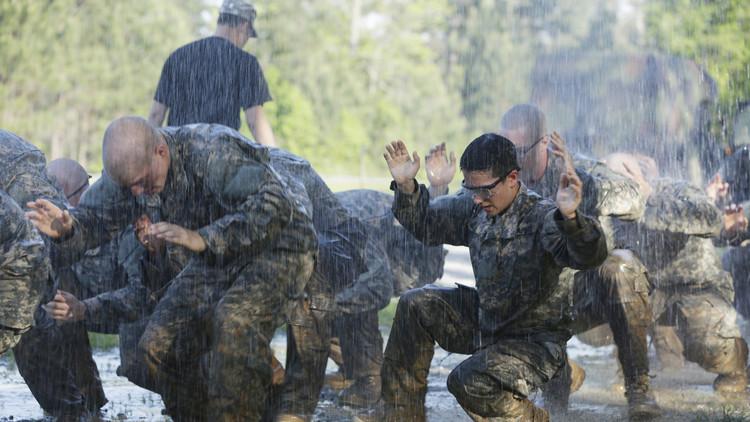 Revelan el 'superpoder' que usan los comandos especiales de EE.UU. para no morir ahogados