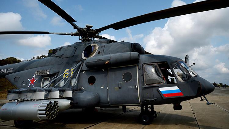 El este de Rusia incorpora helicópteros 'Terminator' con sistemas de lucha electrónica