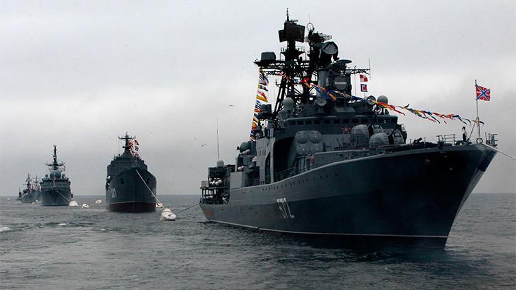 La Inteligencia de EE.UU., preocupada por el poder de la Armada rusa
