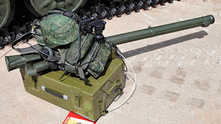 Rusia creará un sistema de defensa aérea portátil blindado ante cualquier interferencia del enemigo