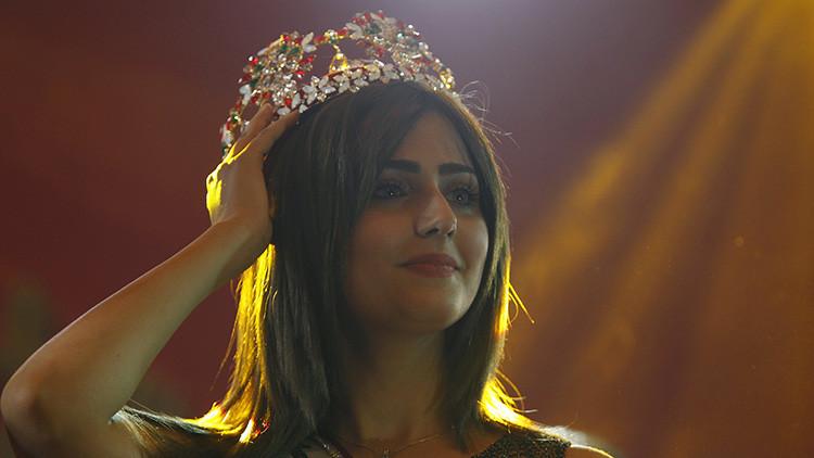 Miss Irak responde con firmeza a las amenazas del Estado Islámico