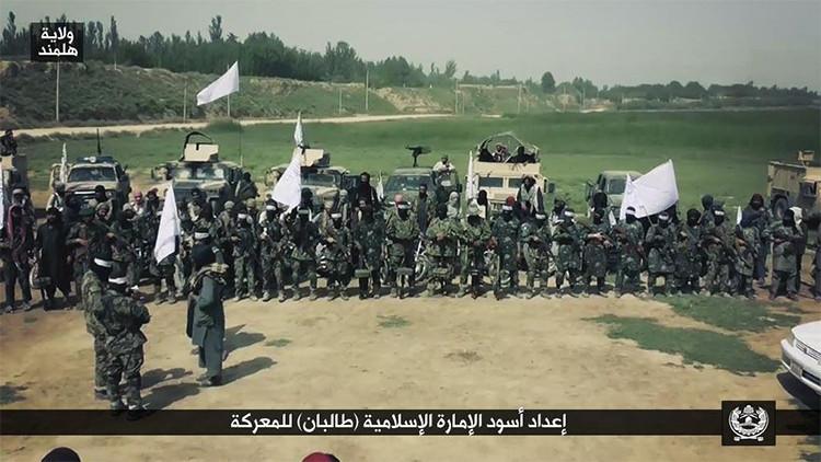 El Estado Islámico y los talibanes afganos pasan a la rivalidad directa