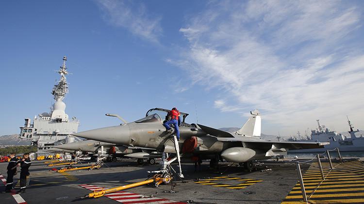 Fuerza Aérea francesa: 52 misiones al día contra Yugoslavia frente a 6 vuelos contra el EI