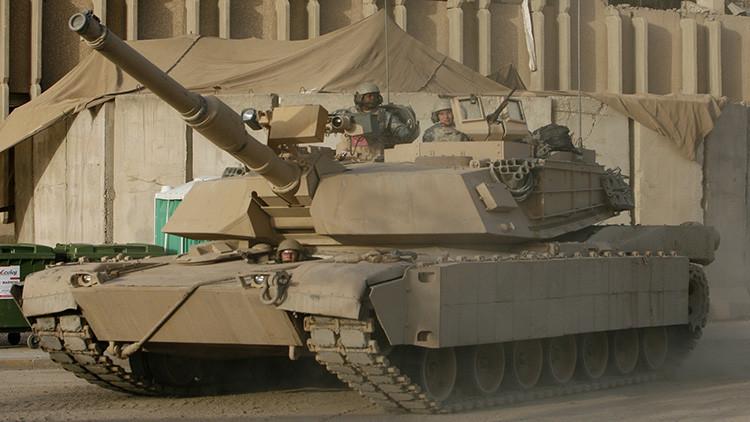 2015: Un año aciago para los tanques estadounidenses Abrams