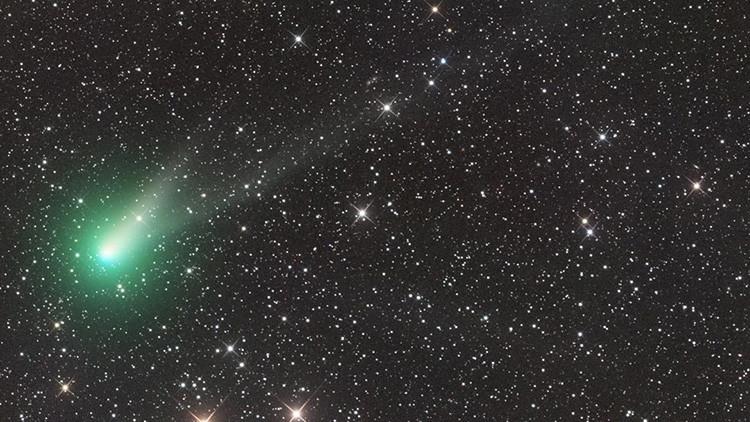 El cometa Catalina pasa por primera vez cerca de la Tierra y será visible a simple vista