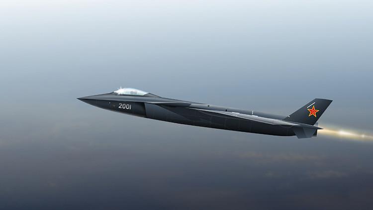 Sigiloso y letal: El nuevo caza chino de combate levanta el vuelo