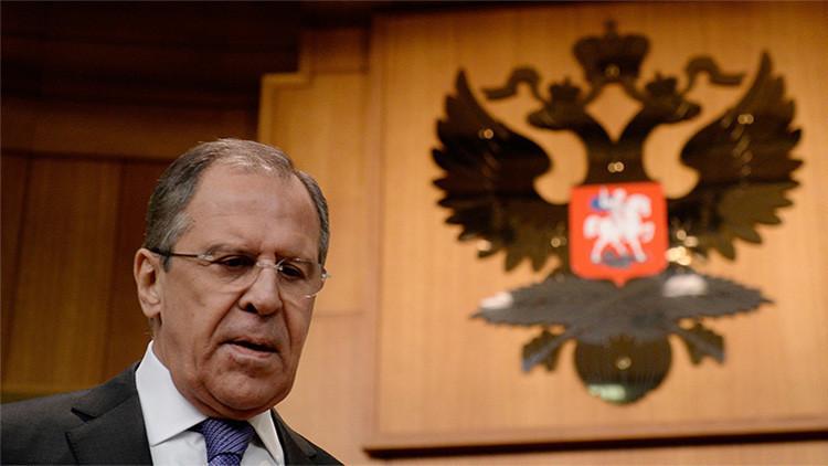 Lavrov revela a qué tres potencias mundiales 'teme' EE.UU.