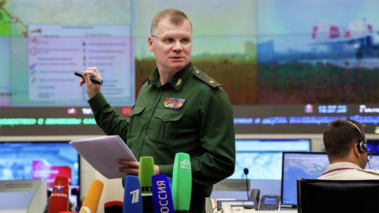 """Rusia: Las acusaciones sobre Siria son """"actuaciones de hipnotizadores de circo"""""""