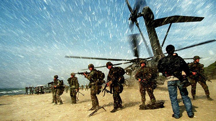 Nuevo informe: las diez potencias militares más importantes del mundo