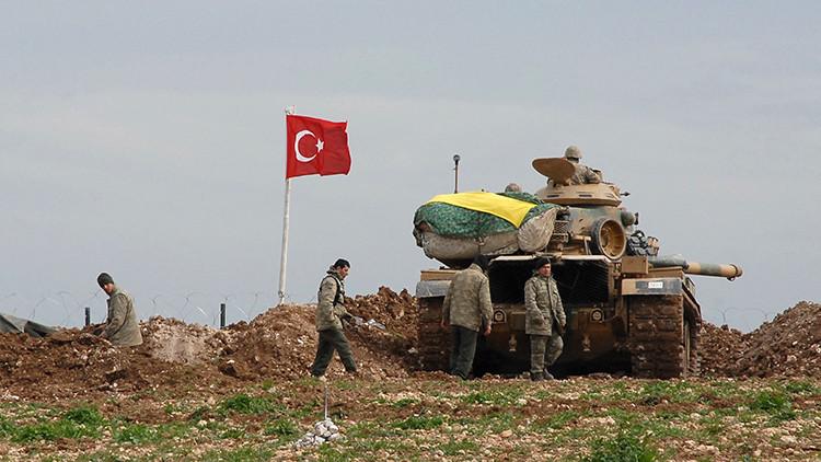 """""""Ankara admite la violación de la soberanía de Irak con la presencia de sus tropas"""""""