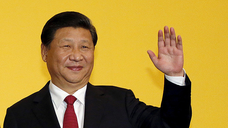 Video: El presidente chino 'rapea' sus desafios